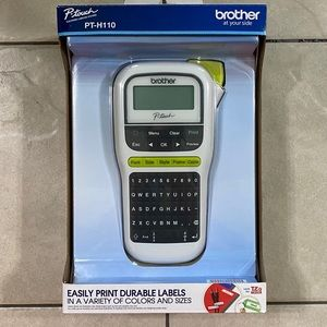 Brother PT-H110 Label Maker
